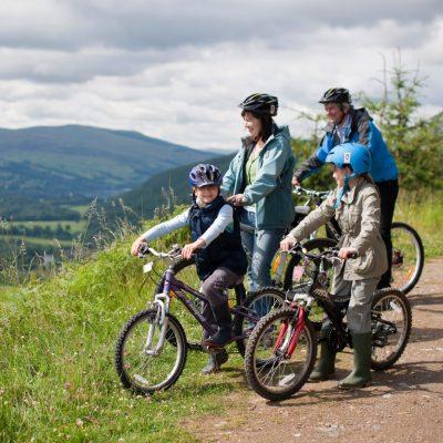 Activities at Loch Tay