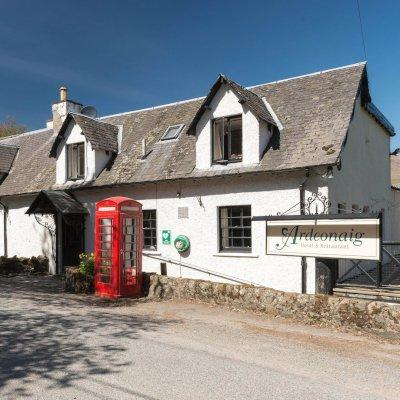 Restaurants At Loch Tay