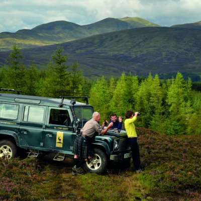 Visitor Experiences At Loch Tay